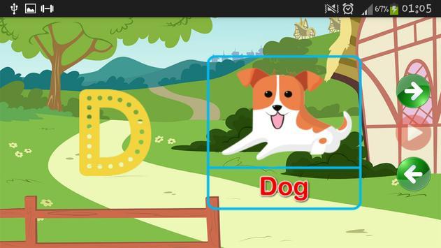 Learning Kids alphabet numbers screenshot 7