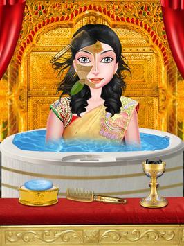 Shah Jahan Mumtaz Love Story Makeover Game poster