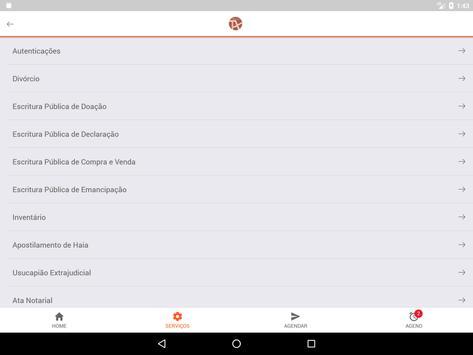 APP Tabelionato Amorim - Anápolis GO screenshot 5