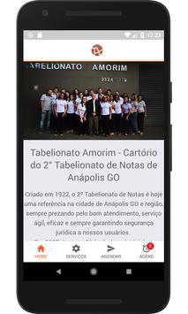 APP Tabelionato Amorim - Anápolis GO screenshot 1