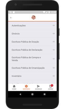 APP Tabelionato Amorim - Anápolis GO screenshot 2