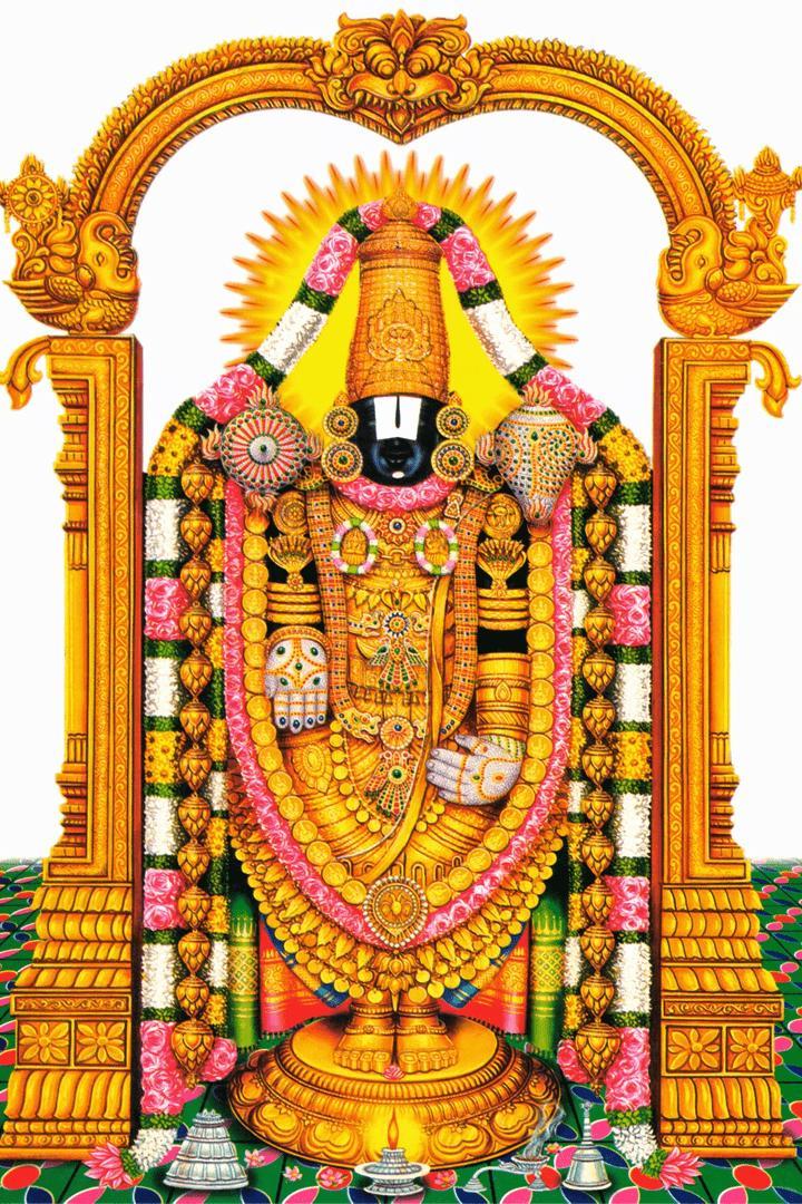Tirupati Balaji HD Wallpapers für Android - APK herunterladen