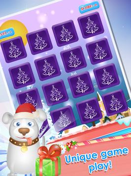 Merry Christmas Game : Memory Match Puzzle screenshot 3