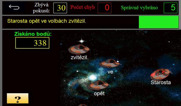 Čeština pro 4. ročník ZŠ apk screenshot