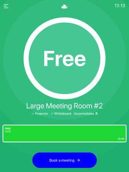 TableAir - Meeting Rooms poster