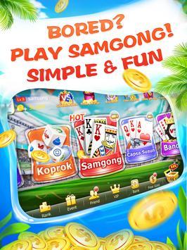 Samgong screenshot 5