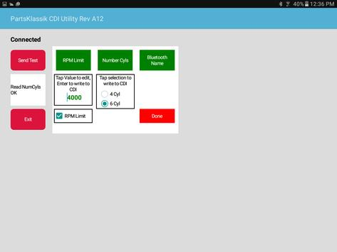 Partsklassik CDI Program App screenshot 1