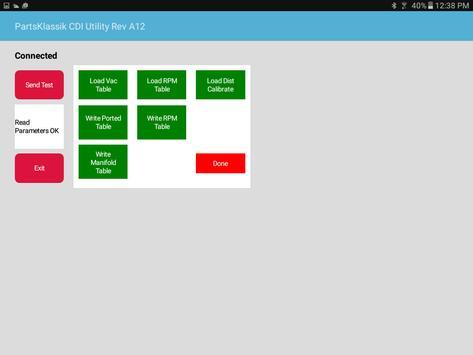 Partsklassik CDI Program App screenshot 2