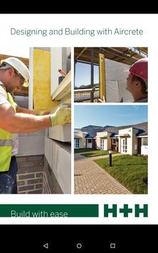 Designing and Building with Aircrete poster