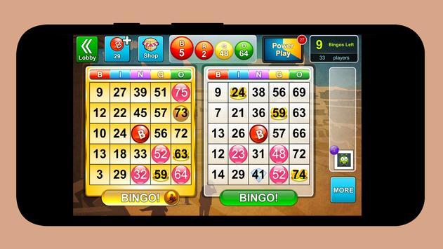 Best bingo apk screenshot