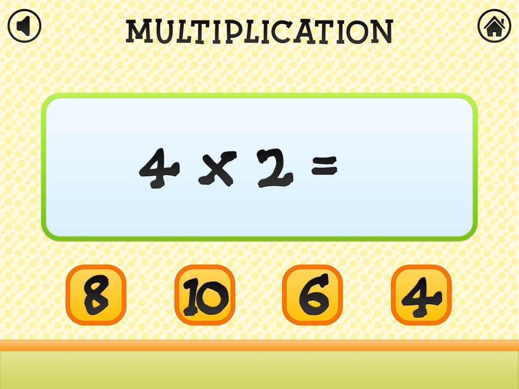 Kids Maths Practice Fun Mania APK Download - Free Educational GAME ...