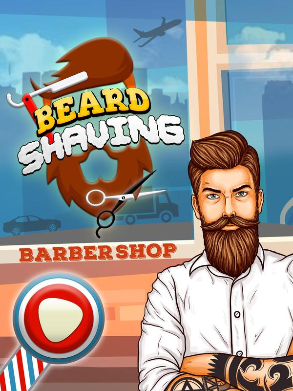 Beard Shave Salon For Android Apk Download