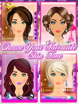 Fashion Makeover Salon: Princess Makeup apk screenshot