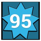 NinetyFive icon