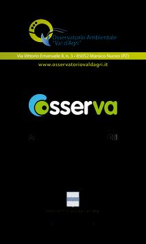 OsserVA (Regione Basilicata) poster