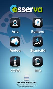 OsserVA (Regione Basilicata) apk screenshot
