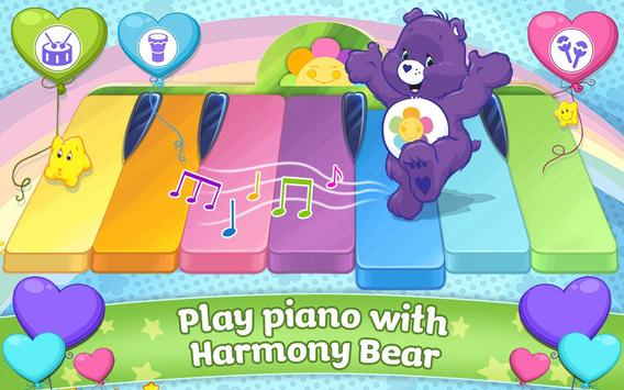 Care Bears Rainbow Playtime screenshot 1