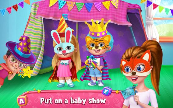 Babysitter First Day Mania - Baby Care Crazy Time screenshot 3