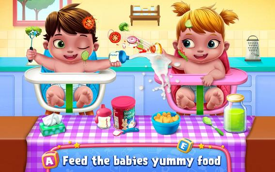 Babysitter First Day Mania - Baby Care Crazy Time screenshot 5