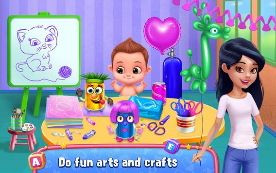 Babysitter First Day Mania - Baby Care Crazy Time screenshot 7