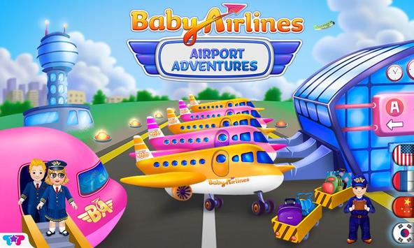 Baby Airlines poster