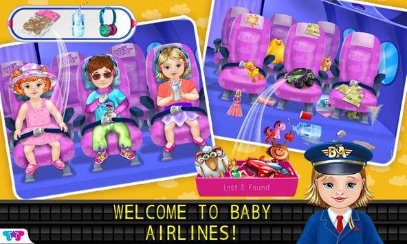 Baby Airlines screenshot 1