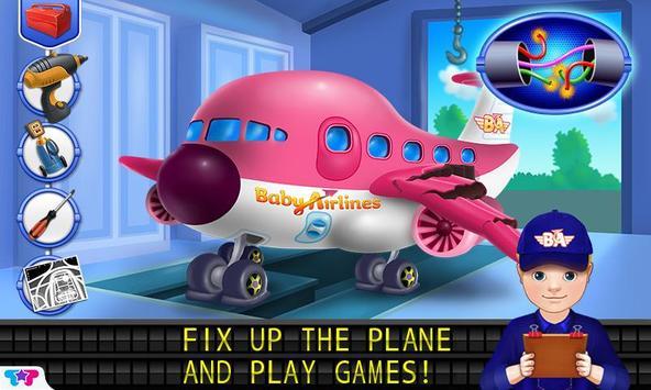 Baby Airlines screenshot 8