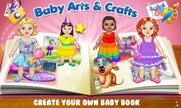 Baby Arts & Crafts poster