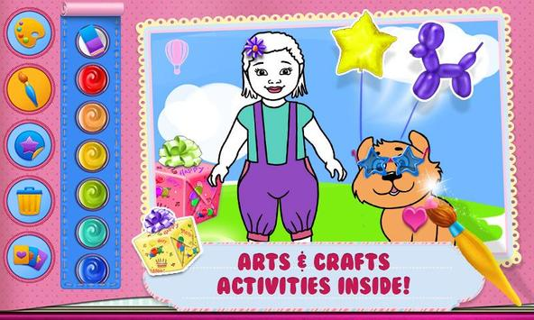 Baby Arts & Crafts apk screenshot