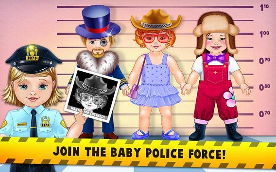 Baby Cops poster