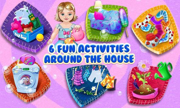 Baby Home Adventure Kids' Game poster