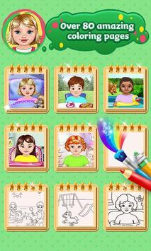 Baby Paint screenshot 11