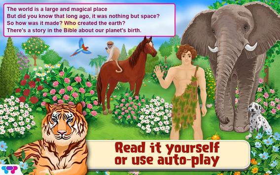 Genesis: Creation of the world apk screenshot