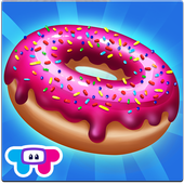 My Sweet Bakery 🍩 - Donut Shop icon