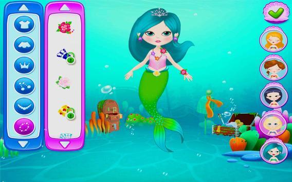 Mermaid Princess apk screenshot