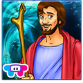 Moses - Kids Bible Story Book