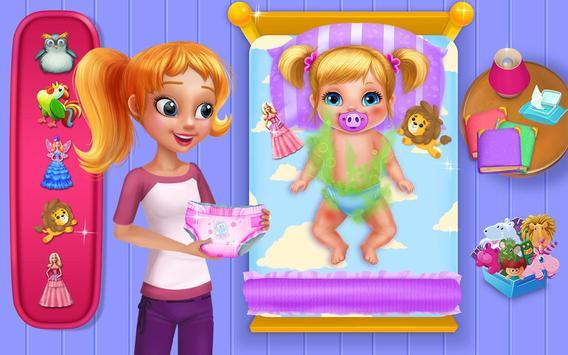 Babysitter Madness poster
