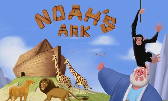 Noah's Ark: Bible Story Book poster