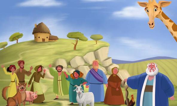 Noah's Ark: Bible Story Book apk screenshot