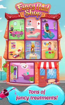 Fancy Nail Shop - Beauty Salon screenshot 9