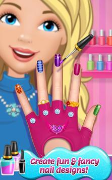 Fancy Nail Shop - Beauty Salon poster