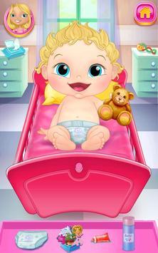My Newborn Sister - Mommy & Baby Care screenshot 11