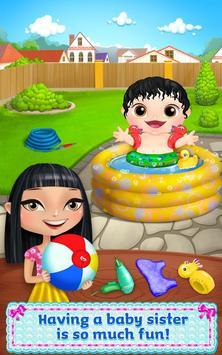 My Newborn Sister - Mommy & Baby Care screenshot 16
