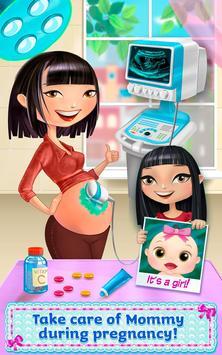 My Newborn Sister - Mommy & Baby Care screenshot 1