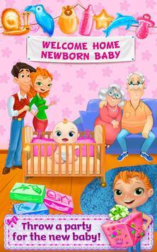 My Newborn Sister - Mommy & Baby Care screenshot 9