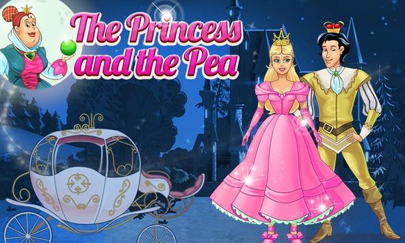 Princess and Pea Book for Kids poster