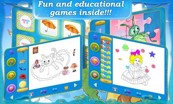 Princess and Pea Book for Kids apk screenshot