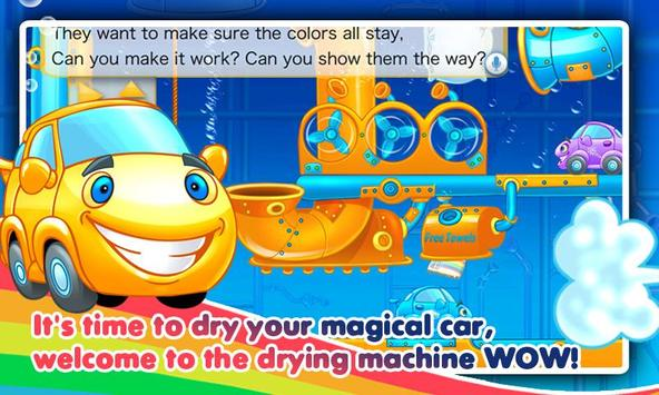 Washing Colors Game Download