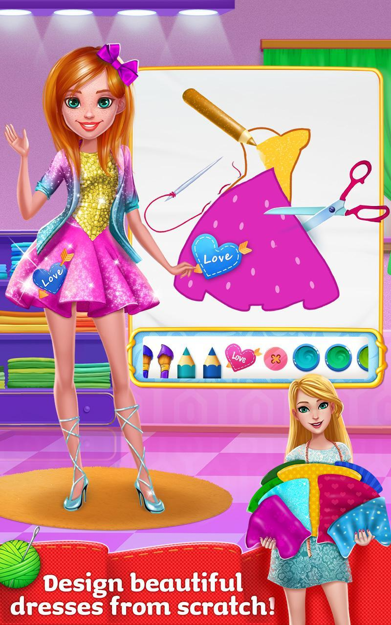 Design It Girl Fashion Salon For Android Apk Download