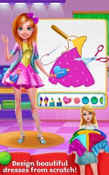 Design It Girl - Fashion Salon screenshot 5